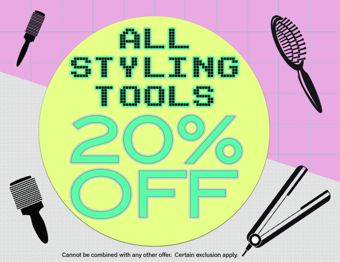 styling tools sale